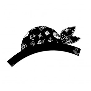 4 Die-cut Headbands - Captain Jake