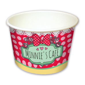 8 Treat Tubs - Disney Minnie Cafe