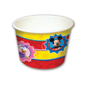 8 Treat Tubs - Playful Mickey