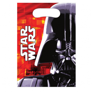 6 Party Bags  -  Star Wars