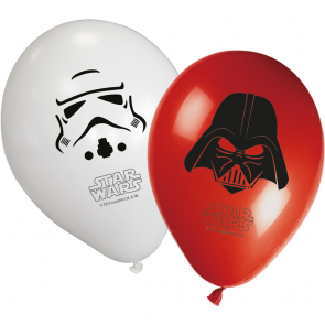 8 11 inches Printed Balloons  -  Star Wars Final Battle
