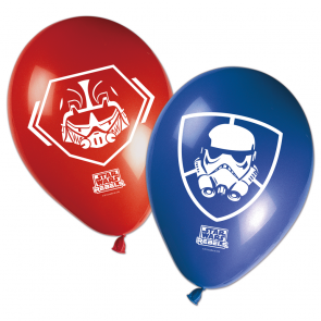 8 11 inches Printed Balloons - Star Wars Rebels