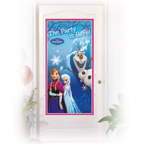 1 Door Banner - Frozen