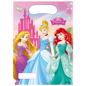 6 Party Bags - I'm Princess
