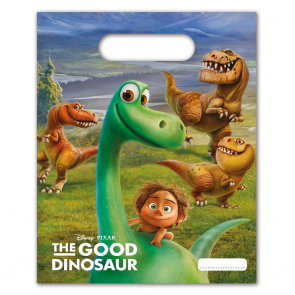 6 Party Bags - The Good Dinosaur