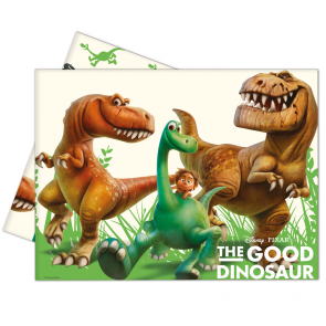 1 Plastic Tablecover 120x180cm - The Good Dinosaur