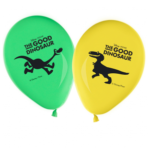 8 11 inches Printed Balloons - The Good Dinosaur