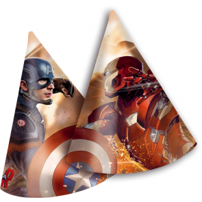 6 Hats - Captain America Civil War