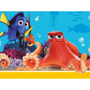 1 Plastic Tablecover 120x180cm - Finding Dory