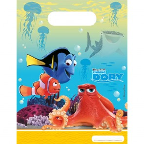 6 Party Bags - Finding Dory