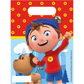 6 Party Bags  -  Noddy