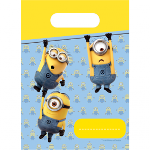 6 Party Bags - Minions