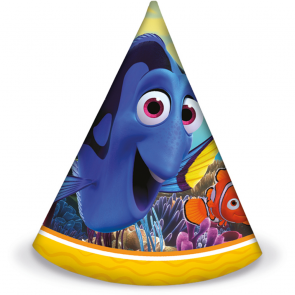 6 Hats - Finding Dory
