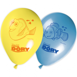 8 11 Inches Printed Balloons - Finding Dory