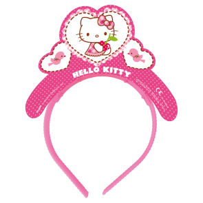4 Tiaras - Hello Kitty Hearts
