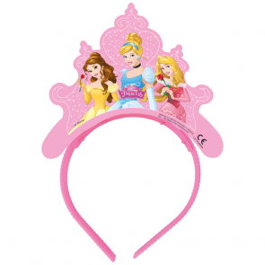 4 Die-cut Tiaras - Princess Dreaming