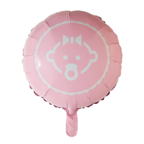 foilballoon Baby girl , 18''