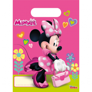 6 Party Bags  -  Minnie Happy Helpers