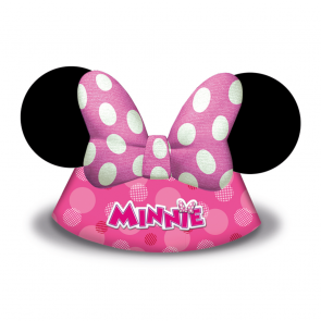 6 Die-cut Hats  -  Minnie Happy Helpers