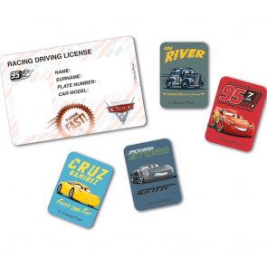 1 Make your own Driving License ID  -  Cars 3