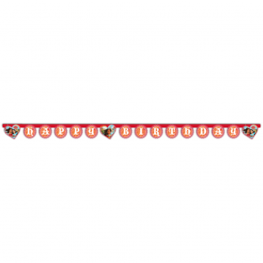 "1 ""Happy Birthday"" Die-cut Banner  -  Elena of Avalor"