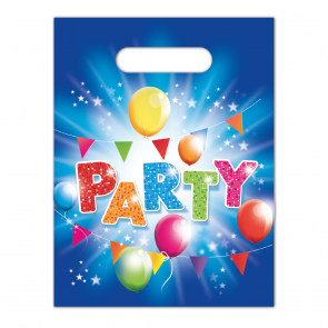 6 Party Bags - Fabulous Party