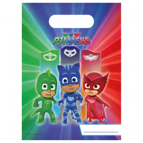 6 Party Bags - PJ Masks