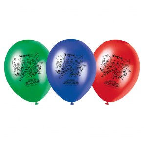 8 11 Inches Printed Balloons - PJ Masks