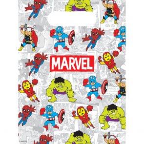 6 Party Bags- Avengers Team Power