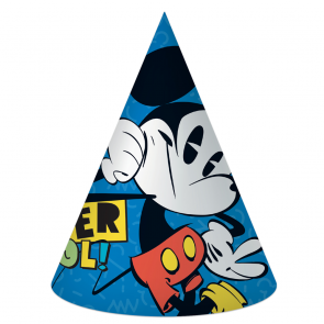 6 Hats  - Mickey Super Cool