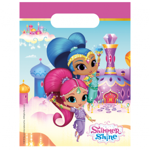 6 Party Bags - Shimmer & Shine