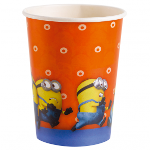 8 Paper Cups - Minions