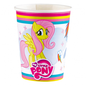8 Paper Cups - My Little Pony
