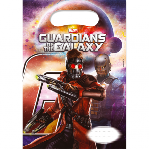 8 Party Bags - Guardians of the Galaxy
