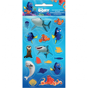 Small Foil Stickers - Finding Dory