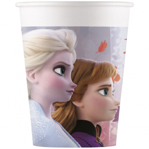 8 Paper cups 200ml - Frozen 2