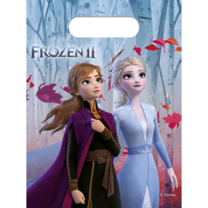 6 Party Bags Frozen 2