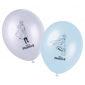 8 11 inches Printed Balloons Frozen 2