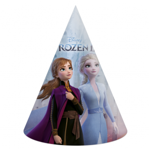 6 Hats Frozen 2
