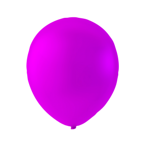 100 Neonballoons , 10'' - violet