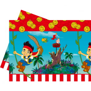 Plastic Tablecover 120x180cm - Jake and the Neverland Pirates